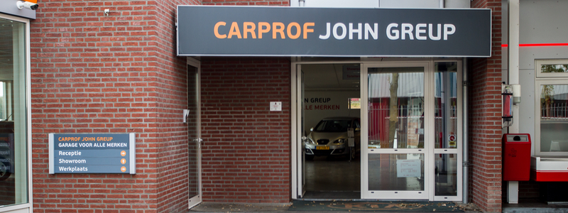 CarProf John Greup